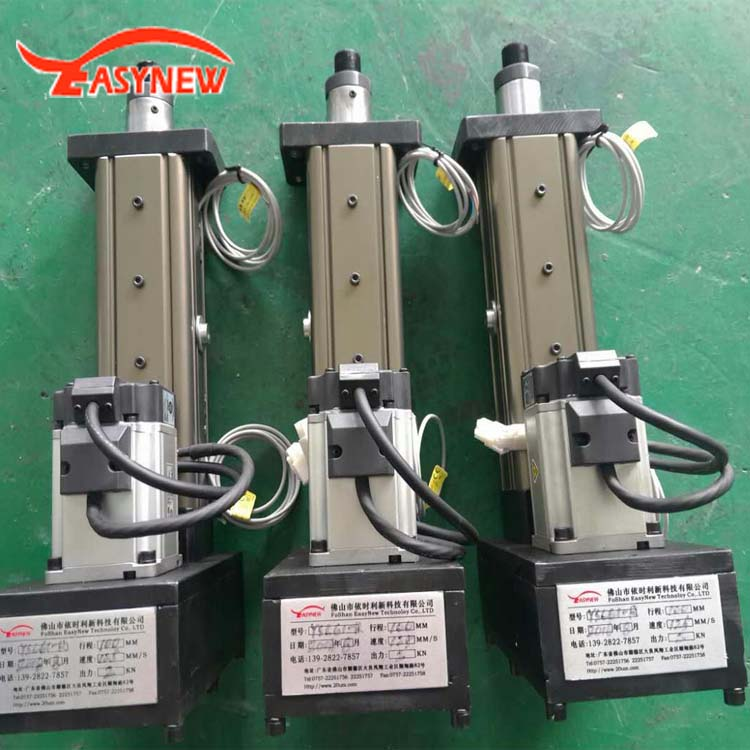 220v厂家定做电动缸 伺服电动缸系列 电动缸推杆 多款供选
