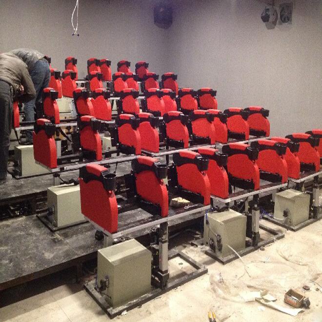 【供应】5D影院,三自由度平台,电动伺服电机,飞行仿真动感平台