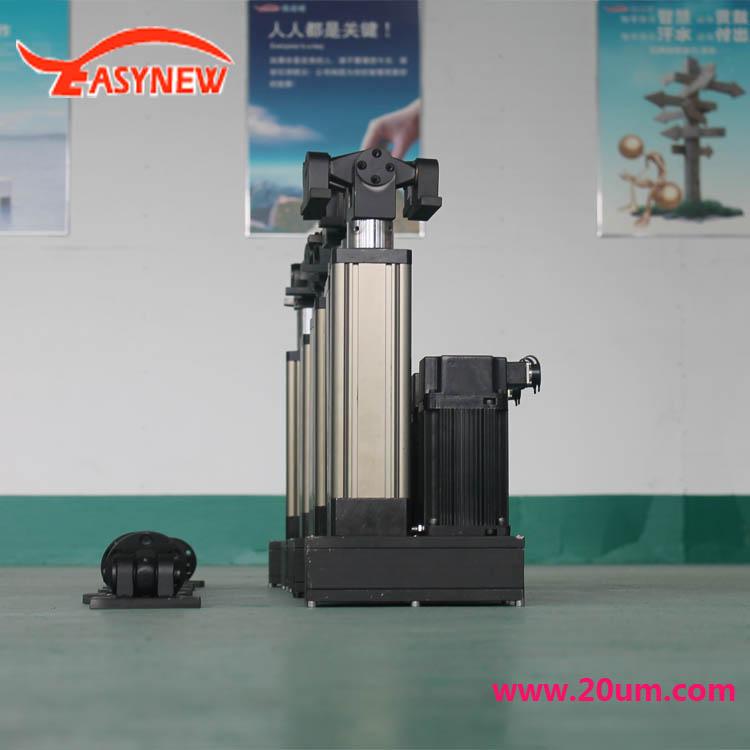 折返式伺服电动缸生产厂家,折返式伺服电动缸图片