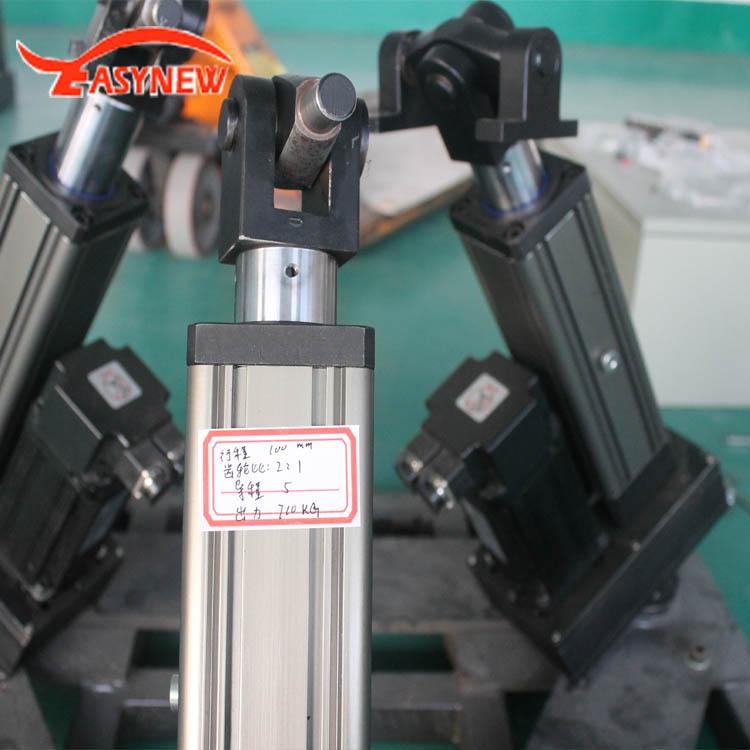 横向式三自由度机械手,三自由度平台ec bx,plc三自由度机械手