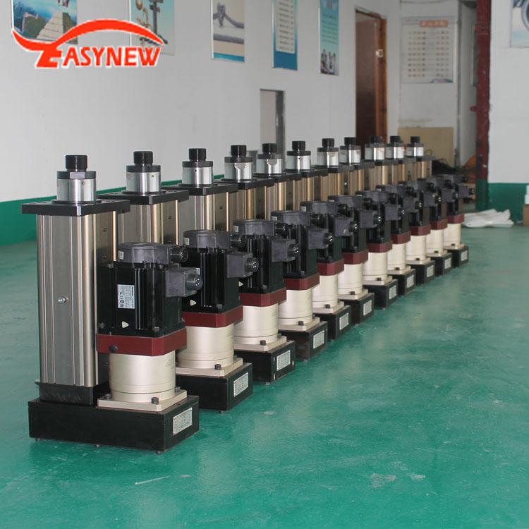 【供应】伺服电动缸2吨 行程300MM 速度111M/S 低噪音